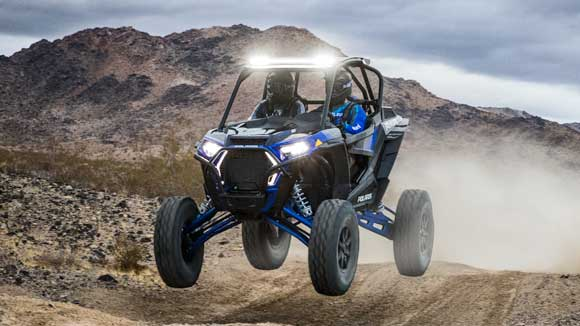 Polaris Australia:RZR XP® Turbo S