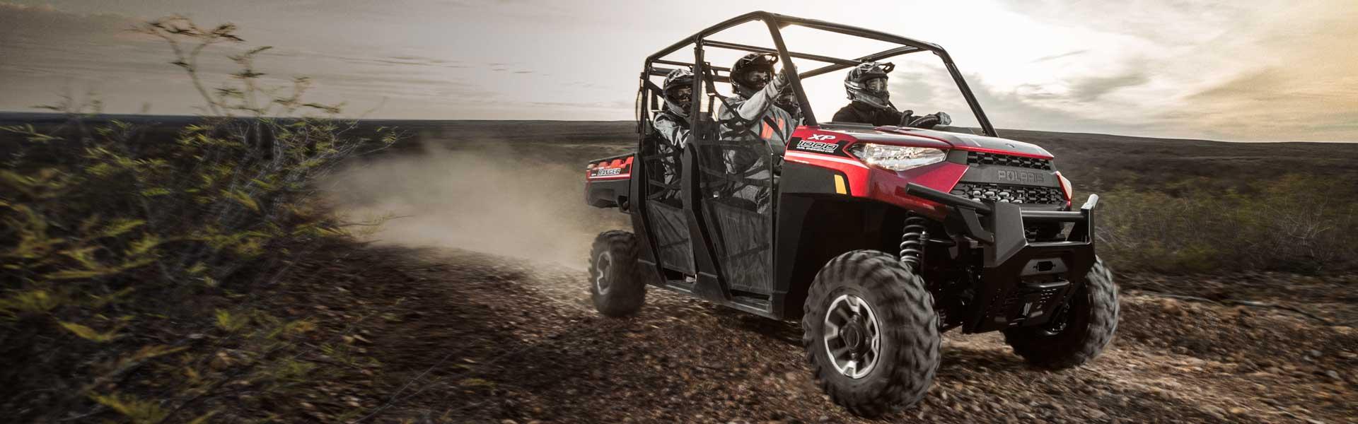 Polaris Australia:Ranger Crew® XP 1000 EPS
