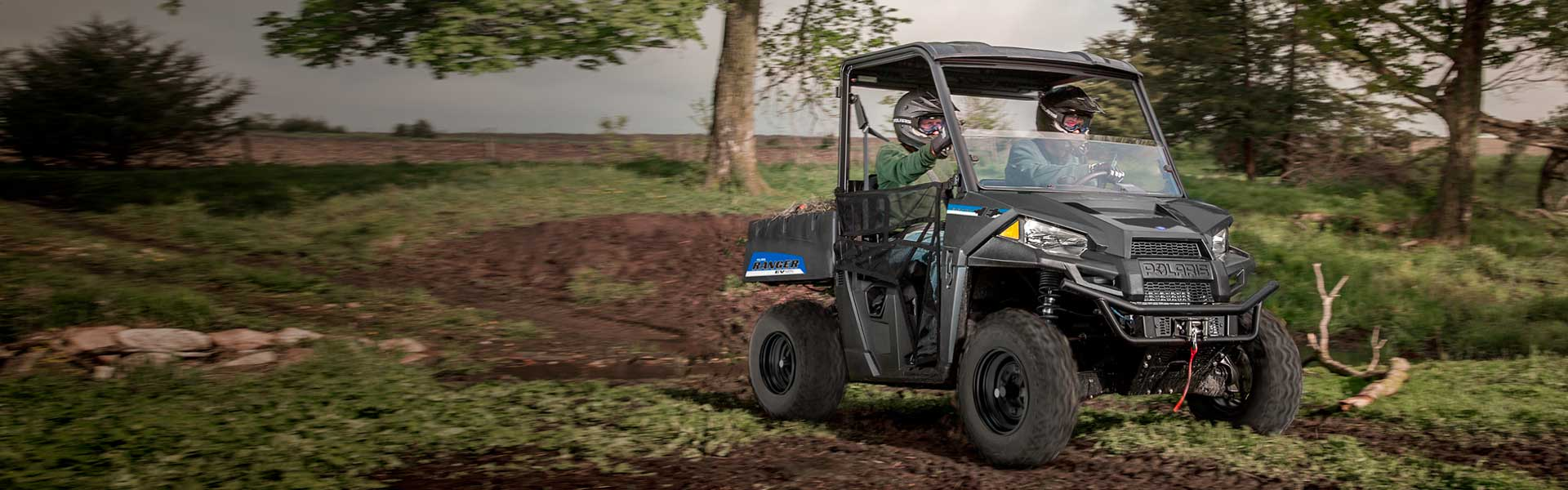 Polaris Australia:Ranger® EV