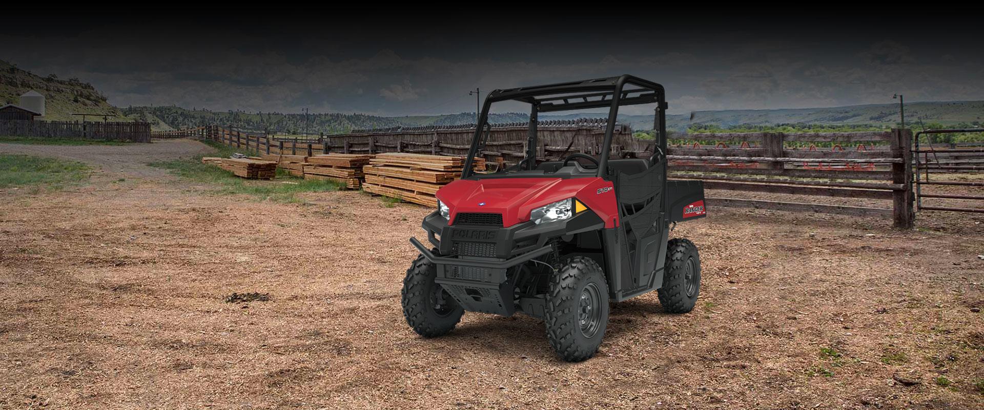 Polaris Australia:Ranger® 570 HD EPS