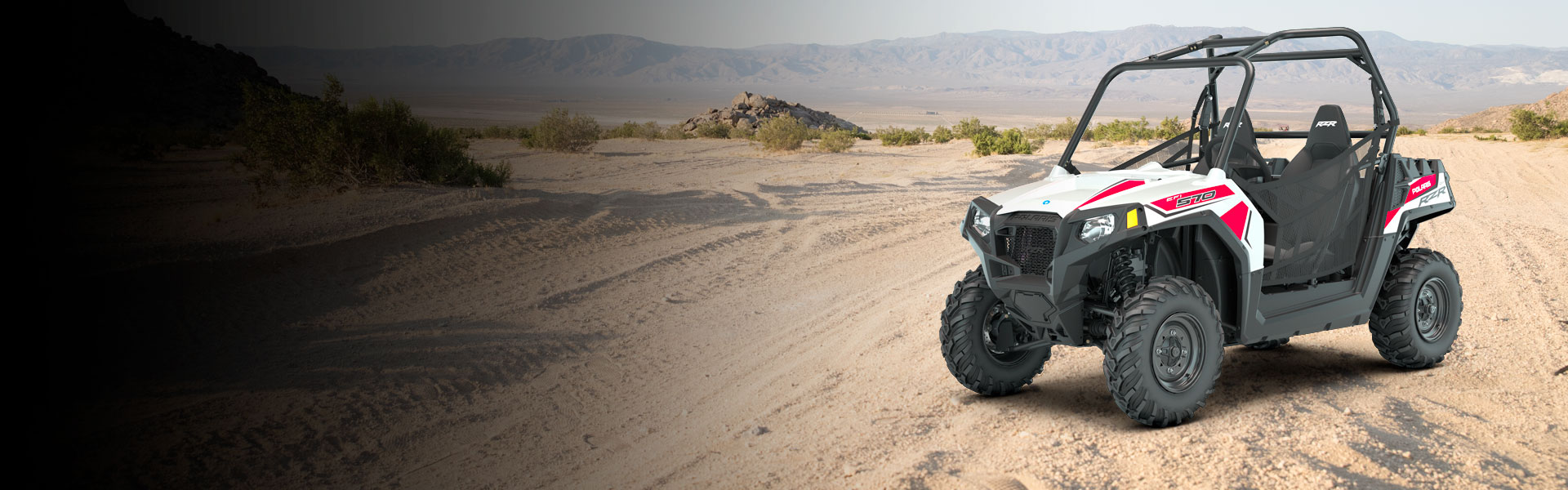 THE DRIVING FORCE IN OFF-ROAD