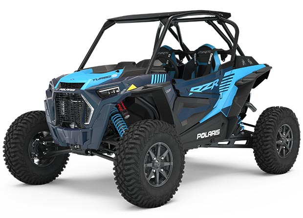 RZR XP® TURBO S Navy