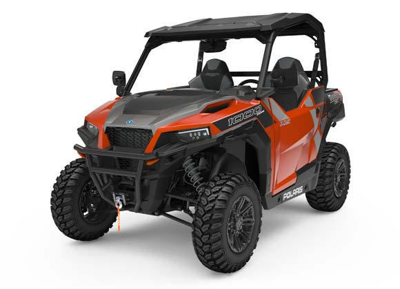 Polaris GENERAL® 1000 DELUXE