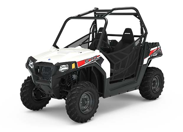Polaris RZR 570 White