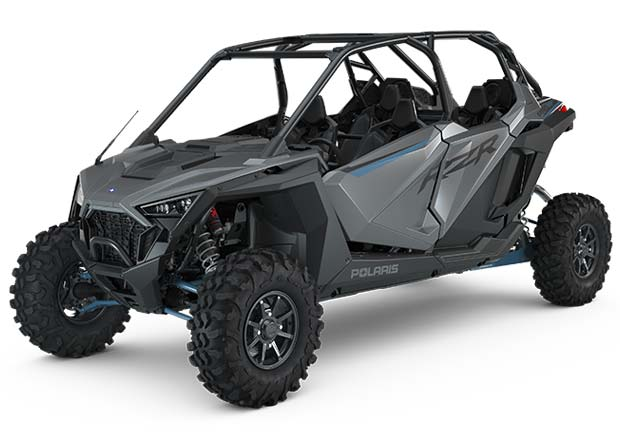 RZR PRO XP® 4 Ultimate Black