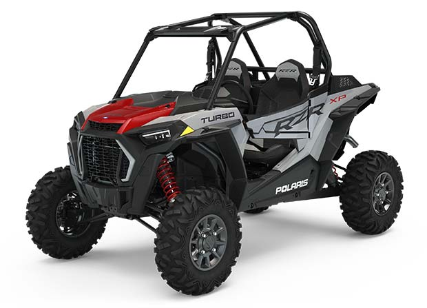 Polaris RZR XP TURBO 1000 Ghost Gray