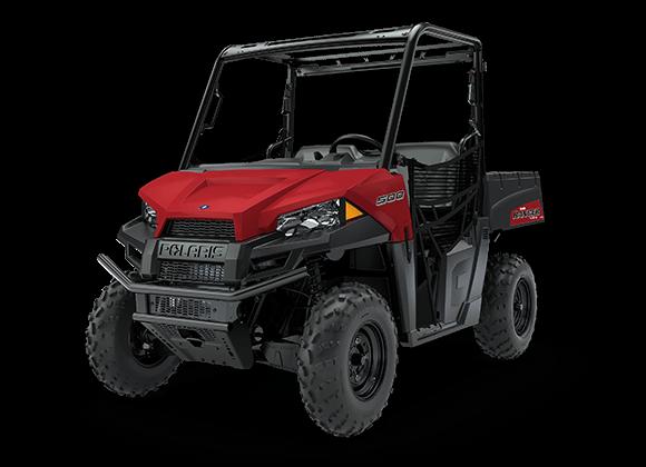 Polaris Australia:Ranger® 500