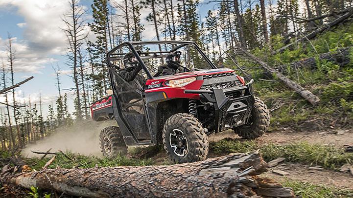 Polaris Australia:Ranger XP® 1000 HD EPS