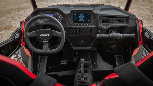 Polaris Australia:RZR XP® Turbo S
