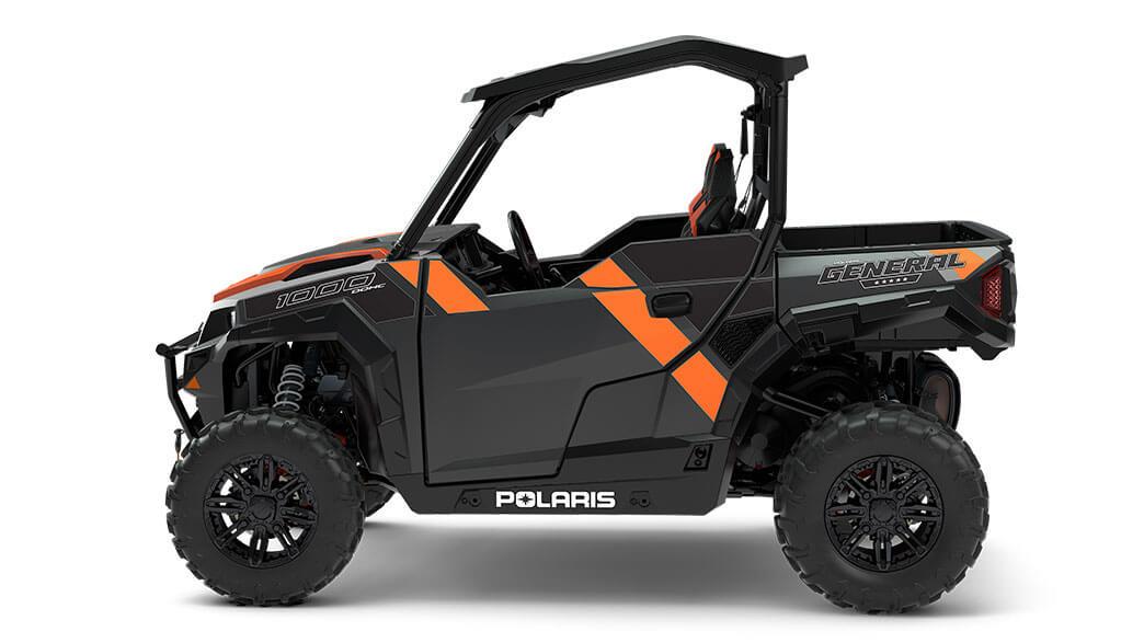 Polaris Au Polaris General 1000 Eps Deluxe Polaris