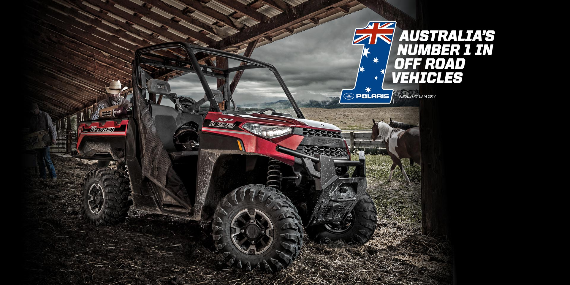 Australia's Number 1 in Off Road Vehicles